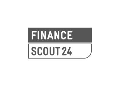 EAZEE Werbeagentur Kundenlogo Finance Scout 24