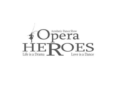 EAZEE Webagentur Kundenlogo Opera Heroes