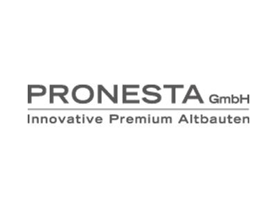 EAZEE Immobilienmarketing Kundenlogo Pronesta Altbauten