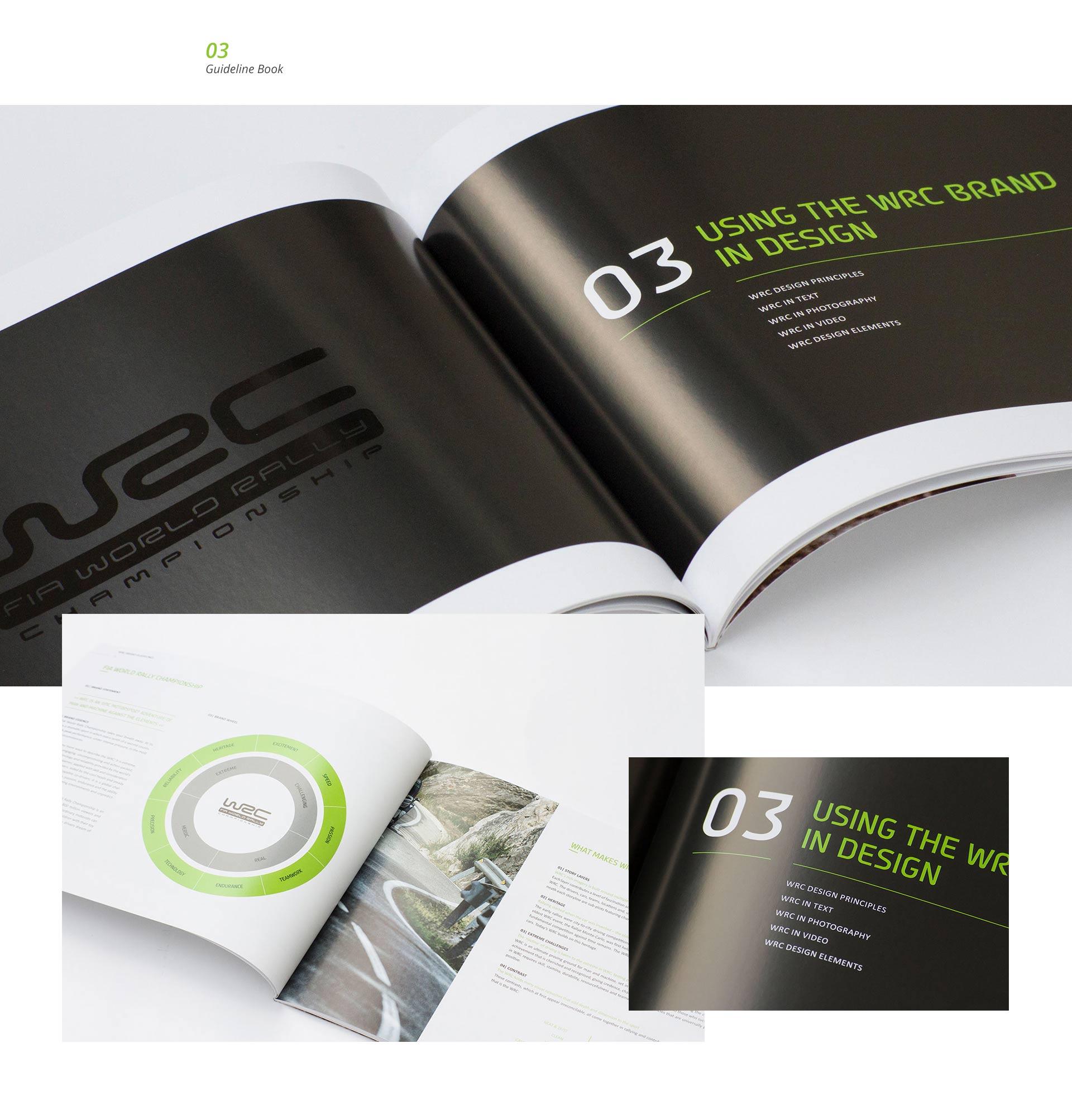 EAZEE Corporate Design WRC Design Guidelines