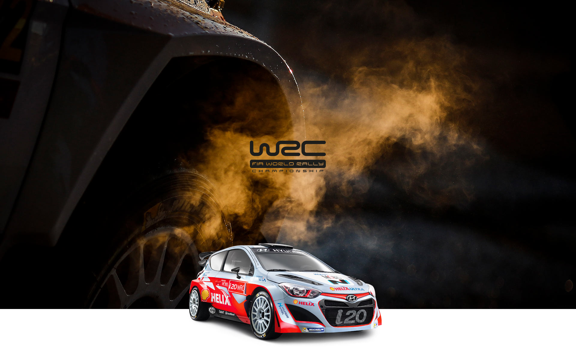 EAZEE Corporate Design WRC Design Keyvisual Rally