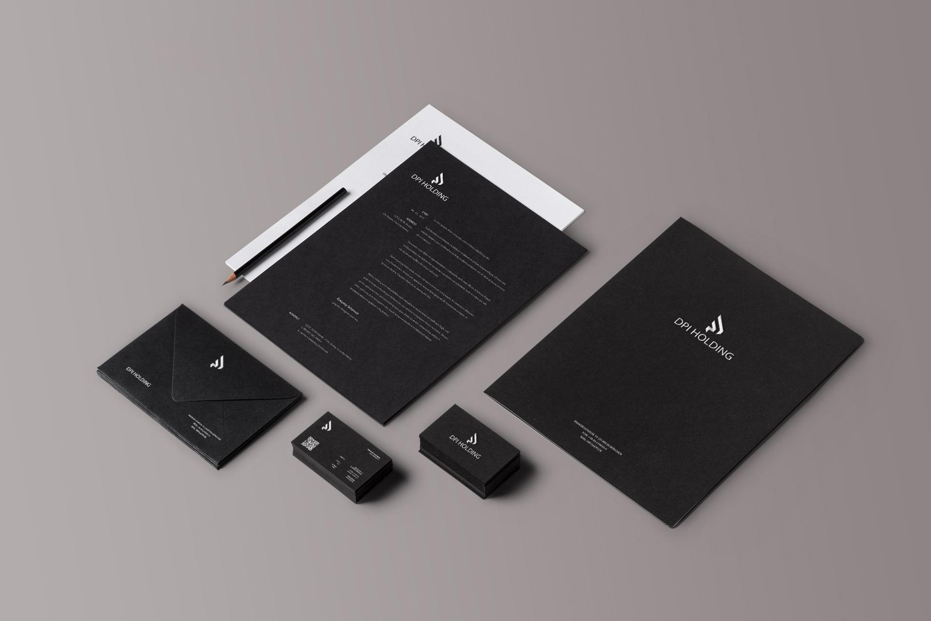 Gestaltung von Corporate Design Visitenkarten Briefpapier Logodesign EAZEE